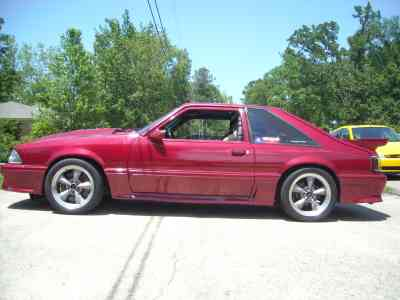 Jerry's '93 Mustang ... see his page for his other cars